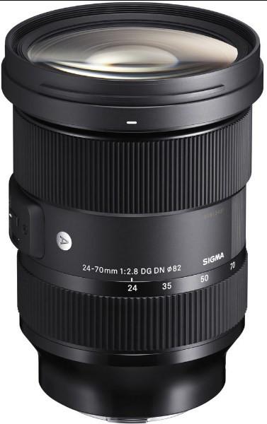 Sigma 24-70mm F2.8 DG DN | Art (Leica L)