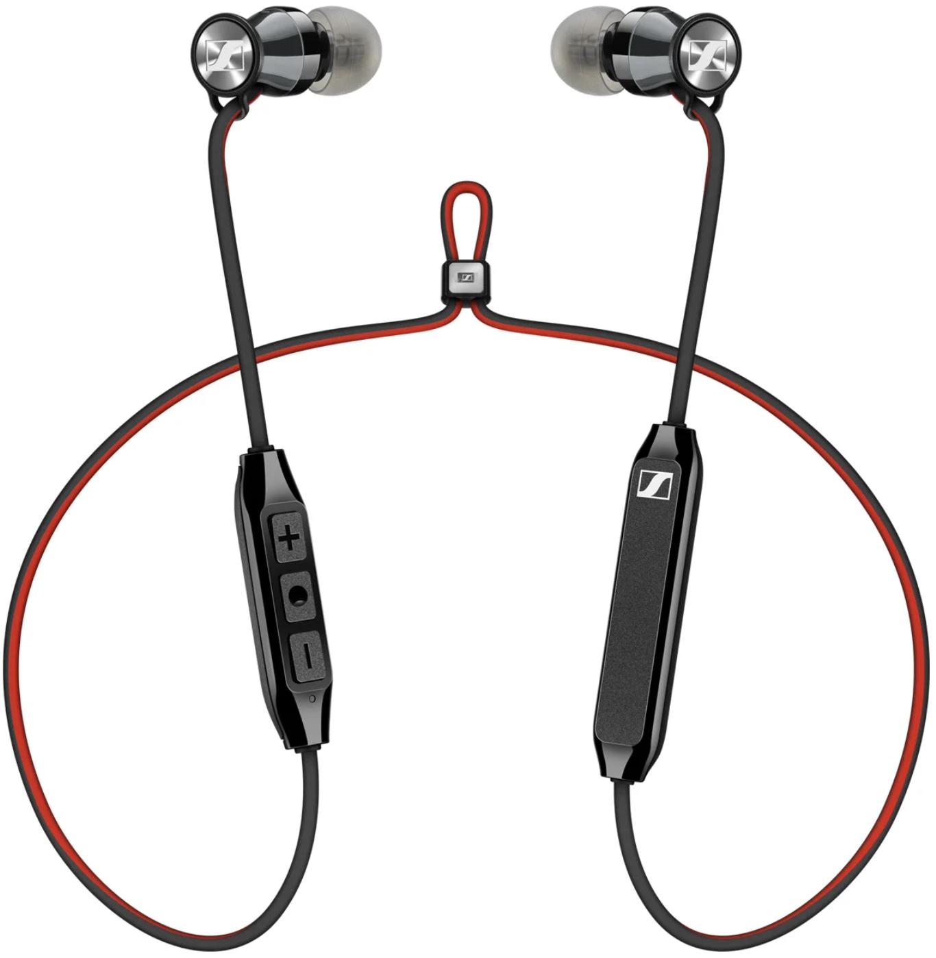 Sennheiser Momentum Free In-Ear Headphones Black