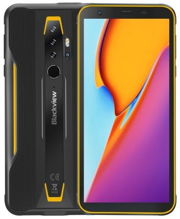 Blackview BV6300 Pro Dual Sim 128GB Yellow (6GB RAM)