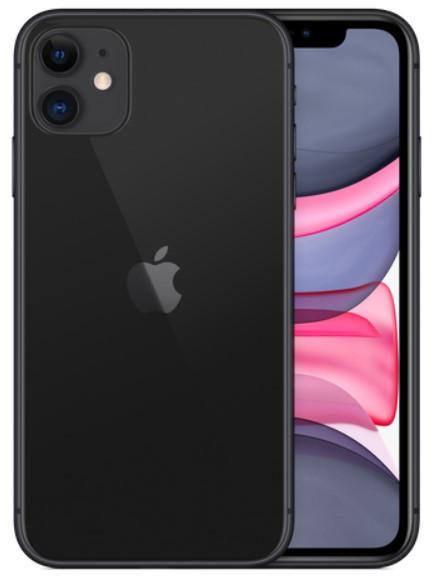 Apple iPhone 11 64GB Black (eSIM)