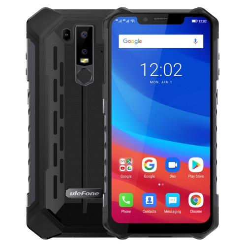 Ulefone Armor 6 Rugged Phone Dual Sim 128GB Black (6GB RAM)