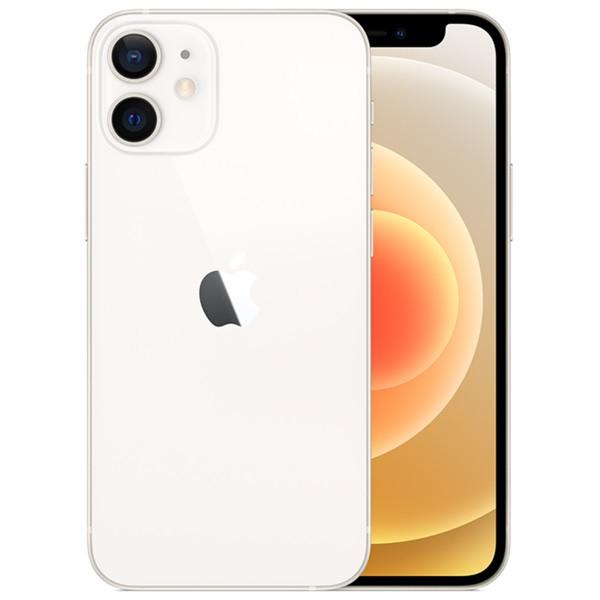 Apple iPhone 12 mini 5G A2399 64GB White (eSIM) + FREE iPhone 12 mini 9H 2.5D Tempered Glass Screen Protector