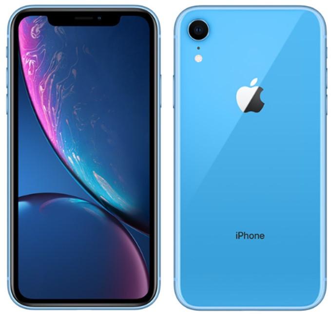 Apple iPhone XR A2108 Dual Sim 64GB Blue