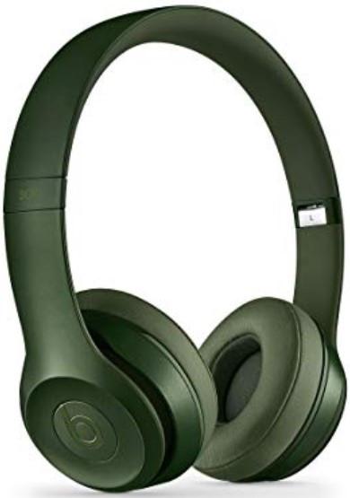 Beats Solo 3 Wireless Headphone Turf Green