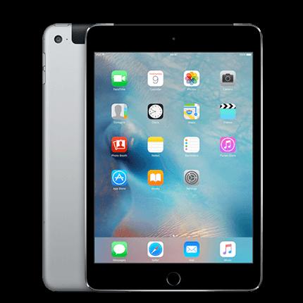 Apple iPad Mini 4 WiFi 128GB Space Grey
