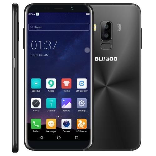 Bluboo S8 Plus Dual Sim 64GB Black фото