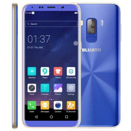 Bluboo S8 Plus Dual Sim 64GB Blue фото