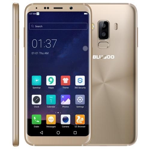 Bluboo S8 Dual Sim 32GB Gold