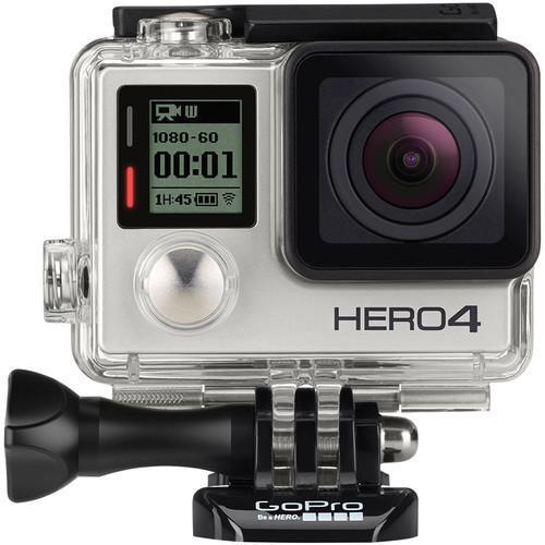 GoPro HERO4 Silver Edition