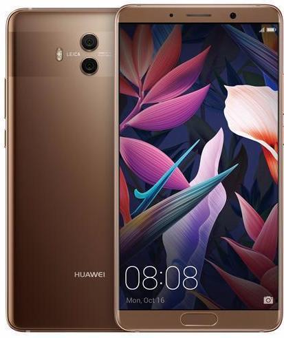Huawei Mate 10 ALP-L29 Dual Sim 64GB Mocha Brown
