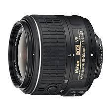 Nikon AF-S DX 18-55mm f/3.5-5.6G VR II