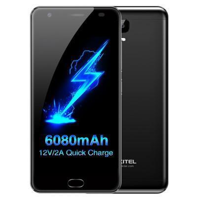 Oukitel K6000 Plus Dual Sim 64GB Black