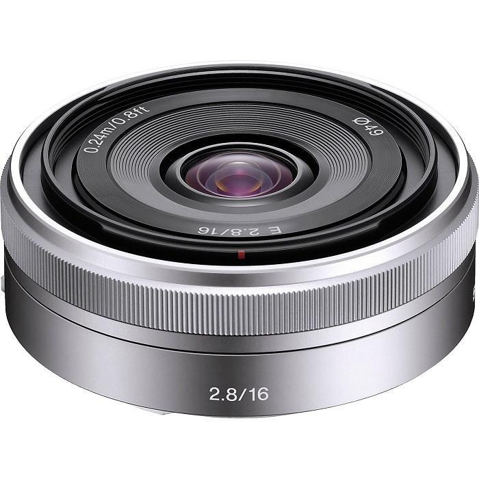 Sony SEL16F28 E 16mm F2.8 (NEX)
