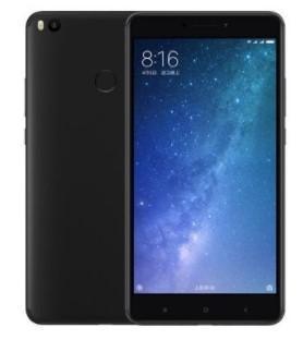 Xiaomi MI Max 2 Dual Sim 64GB Black фото