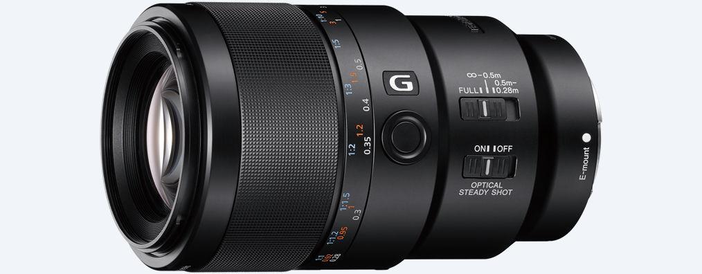 Sony SEL90M28G FE 90mm F2.8 Macro G OSS