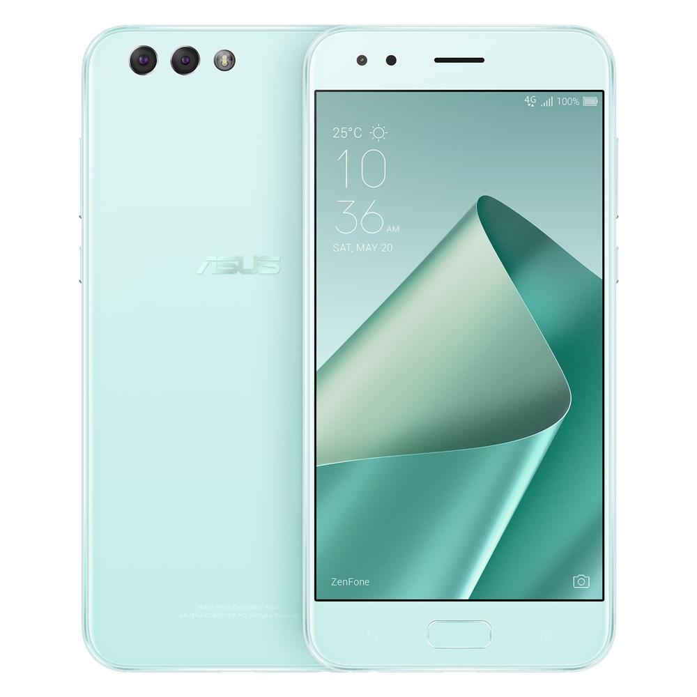 Asus Zenfone 4 ZE554KL Dual Sim 64G Green (4GB Ram)