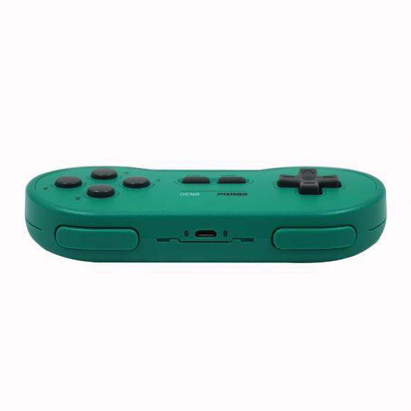8BitDo SN30 Wireless Bluetooth Controller (Green)
