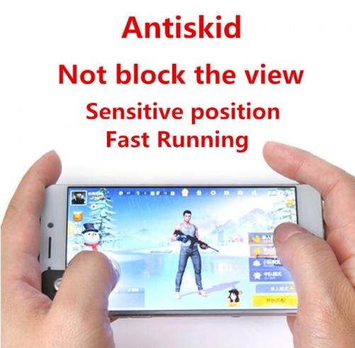 M6 Eat Chicken Mobile Phone Game Joysticks Rocker Button Control Gamepad Assist Tools
