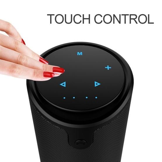 ZEALOT S8 3D Stereo Bluetooth Speaker Wireless Subwoofer (Pink)