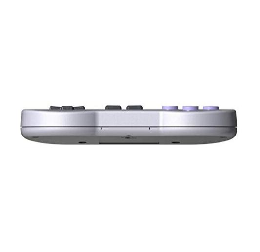 8BitDo SN30 Wireless Bluetooth Controller  (Grey)