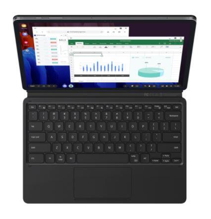 Samsung Galaxy Tab S7 Keyboard Cover Black