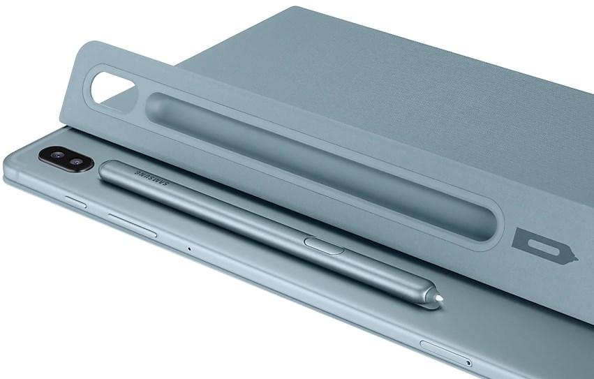 Samsung Galaxy Tab S6 Book Cover Blue