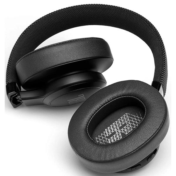 JBL Live 500BT Wireless Headphones (Black)
