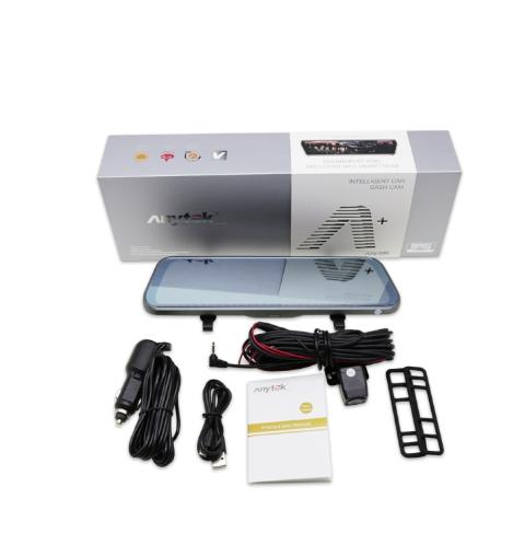 Car DVR - Anytek T900 1080P FHD Dual Lens ADAS