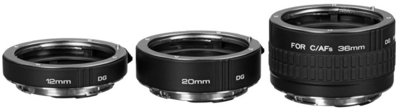 Kenko DG Extension Tube Set for Canon RF