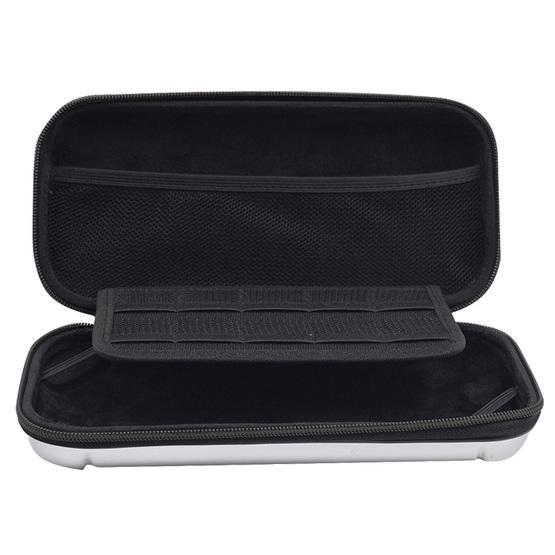 Portable EVA + PPB Storage Bag Handbag for Nintendo Switch Console(Blue)