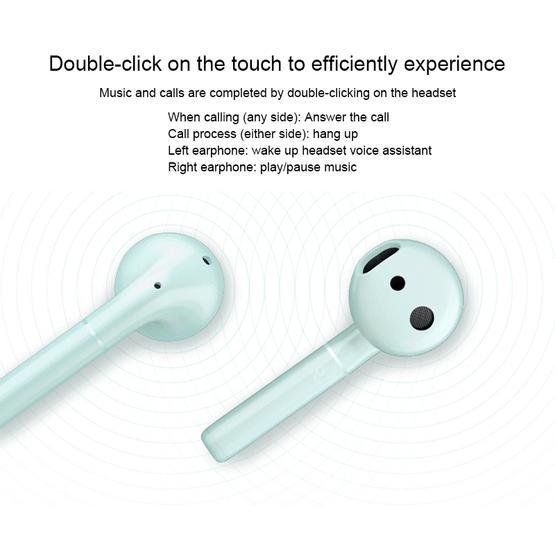 Huawei Honor FlyPods Waterproof Wireless In-ear Bluetooth Headset(White) - Standard Edition
