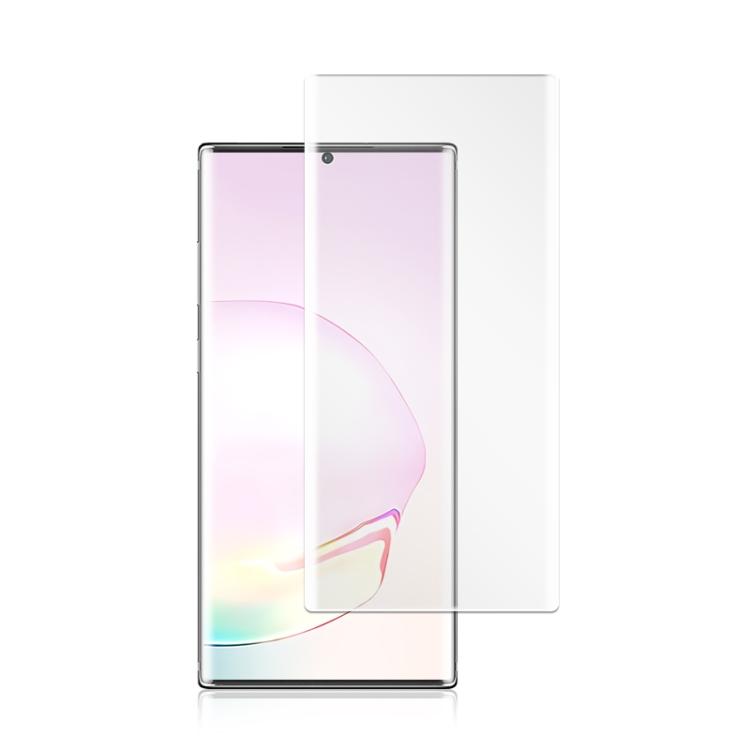 mocolo 9H 3D UV Liquid Curved Full Glue Full Screen For Samsung Galaxy Note 20