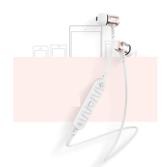 R3 Bluetooth 4.2 Sport Wireless Bluetooth Earphone(White)