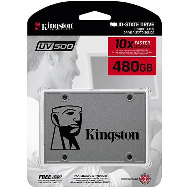 Kingston UV500 - mSATA 480GB (SUV500MS/480G)