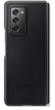 Samsung Galaxy Z Fold 2 5G F916B 256GB Mystic Black (12GB RAM) + FREE Samsung Galaxy Z Fold 2 Leather Phone Cover (Black/Green)