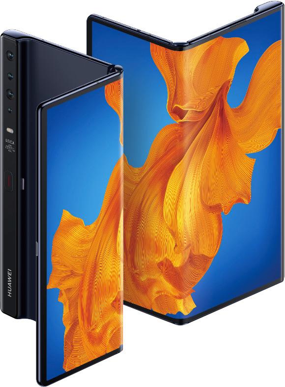 Huawei Mate XS 5G Dual Sim 512GB Blue (8GB RAM) + FREE Huawei Mate Xs Envelope Leather Cover Black