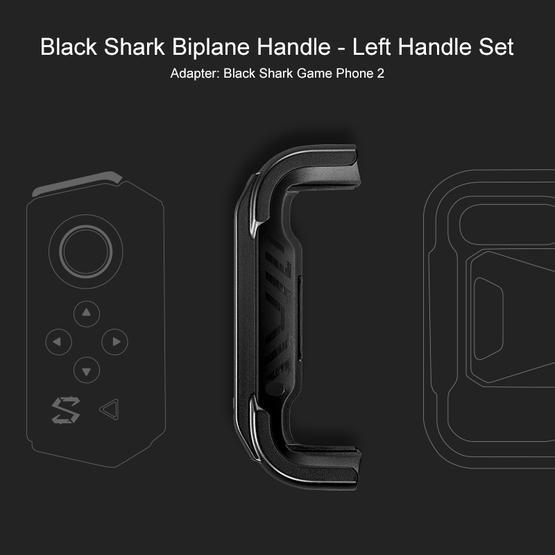 Original Xiaomi Black Shark 2 Double Wing Left Hand Game Handle Controller Set