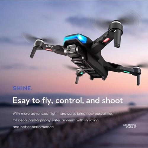 LSRC LS-38 6K Double Camera Mini Drone Aircraft - Standard Edition