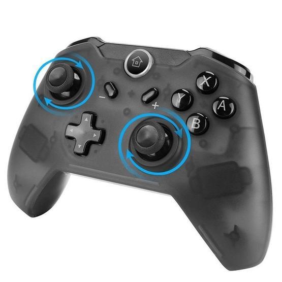 Wireless Gamepad Game joystick Controller For Nintendo Switch Pro Host Bluetooth controller Support Somatosensory Vibration