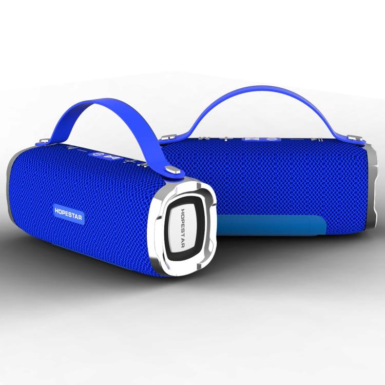 HOPESTAR H24 Mini Portable Rabbit Wireless Waterproof Bluetooth Speaker (Blue)