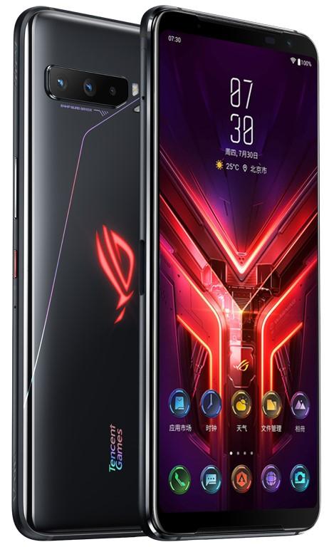 ASUS ROG Phone 3 5G ZS661KS Dual 512GB Black (12GB RAM) - Extreme Edition