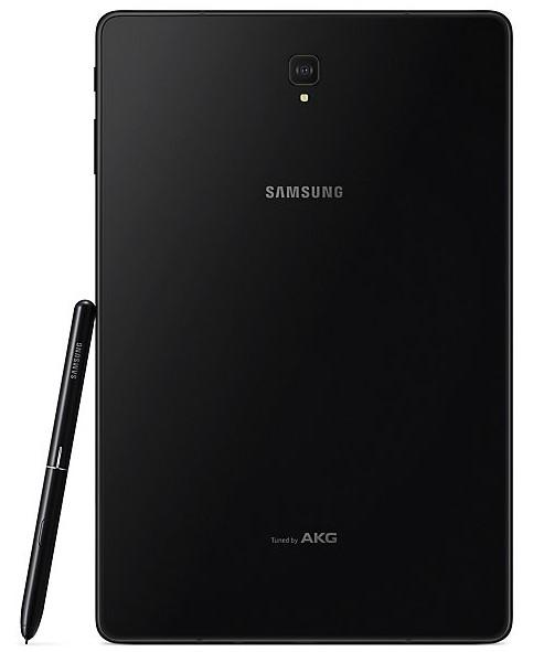 "Samsung Galaxy Tab S4 10.5""(2018) T830 Wifi 256GB Black + FREE Samsung Tab S4 Book Cover Keyboard"