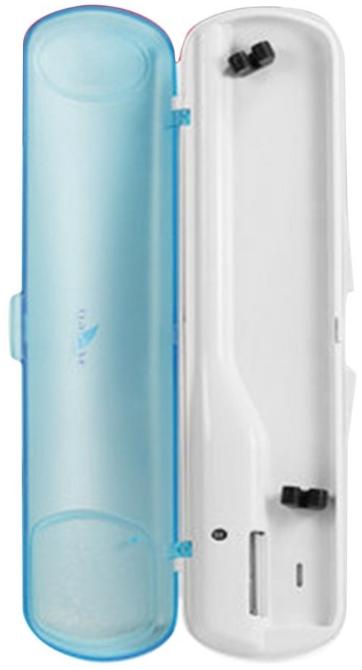 UV Light Portable Travelling Dental Equipment Toothbrush Sanitizer Box