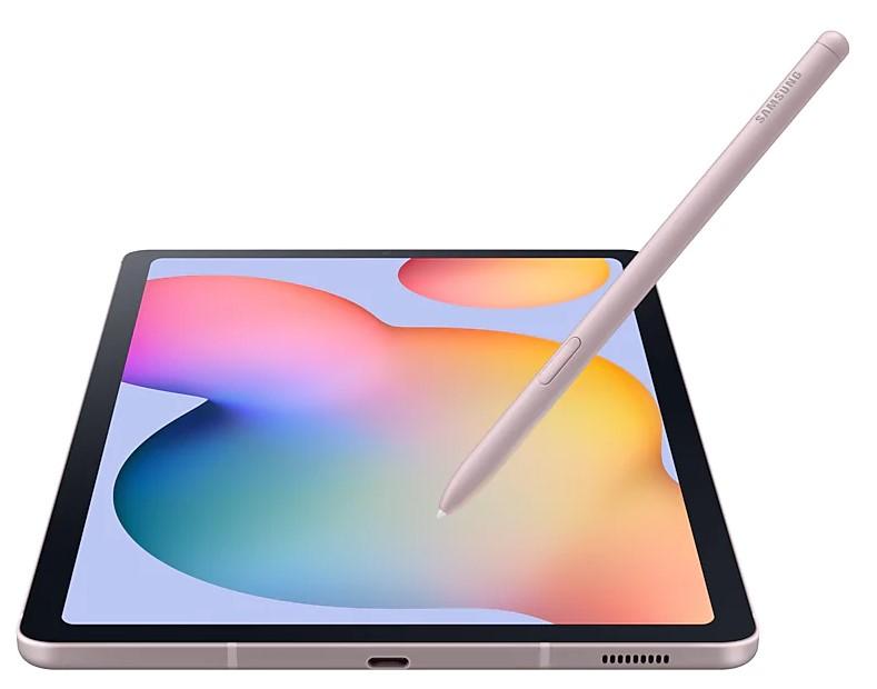 Samsung Galaxy Tab S6 Lite 10.4 inch (2020) P615 LTE 64GB Pink (4GB RAM)