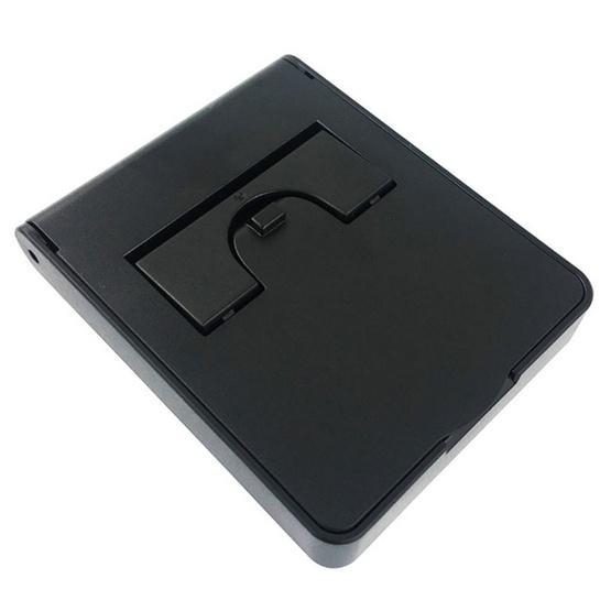 Game Host Adjustable Bracket Base Holder Stand for Switch Lite (Black)