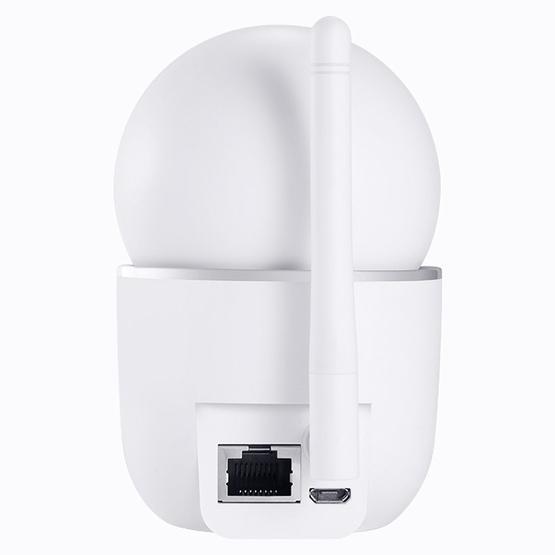 ESCAM QF009 H.264 1080P 355 Degree Panoramic WIFI IP Camera - EU Plug