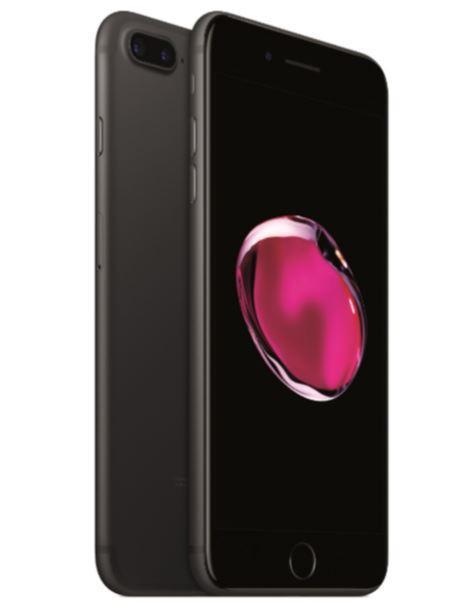 Apple iPhone 7 Plus A1784 256GB Jet Black