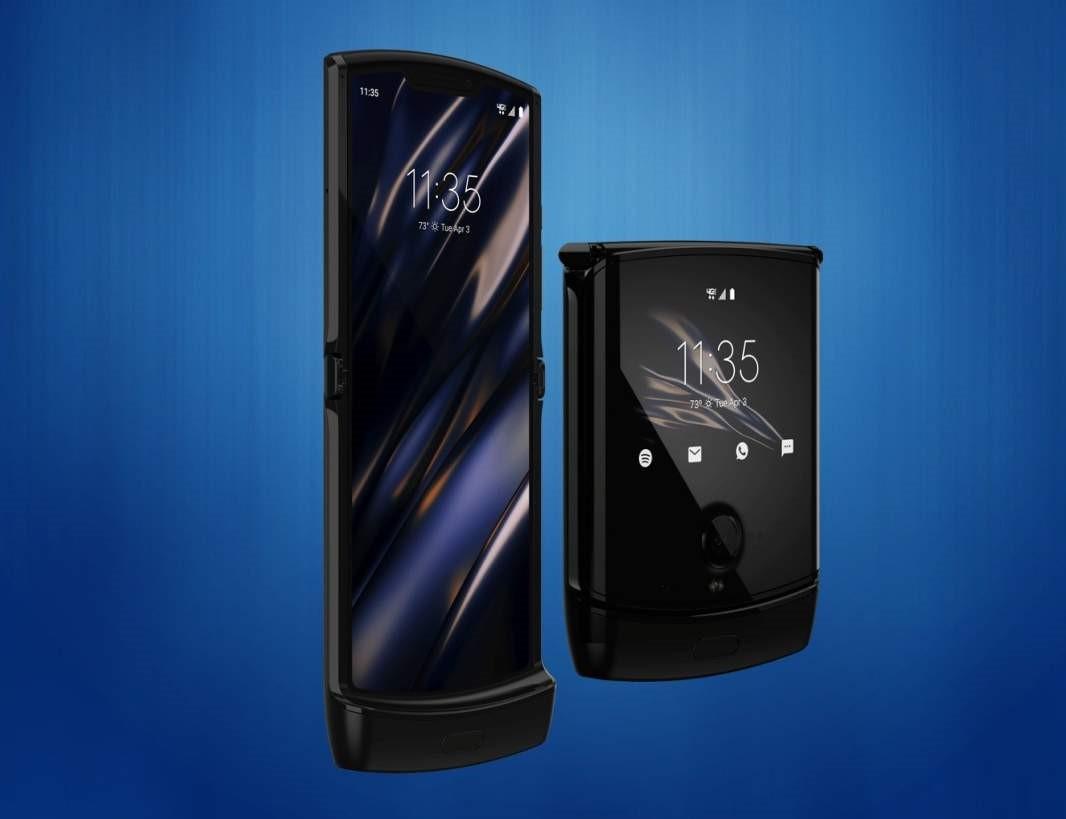 Motorola Razr 2019 The Most Successful Representative Of Folding Smartphones Etoren Com