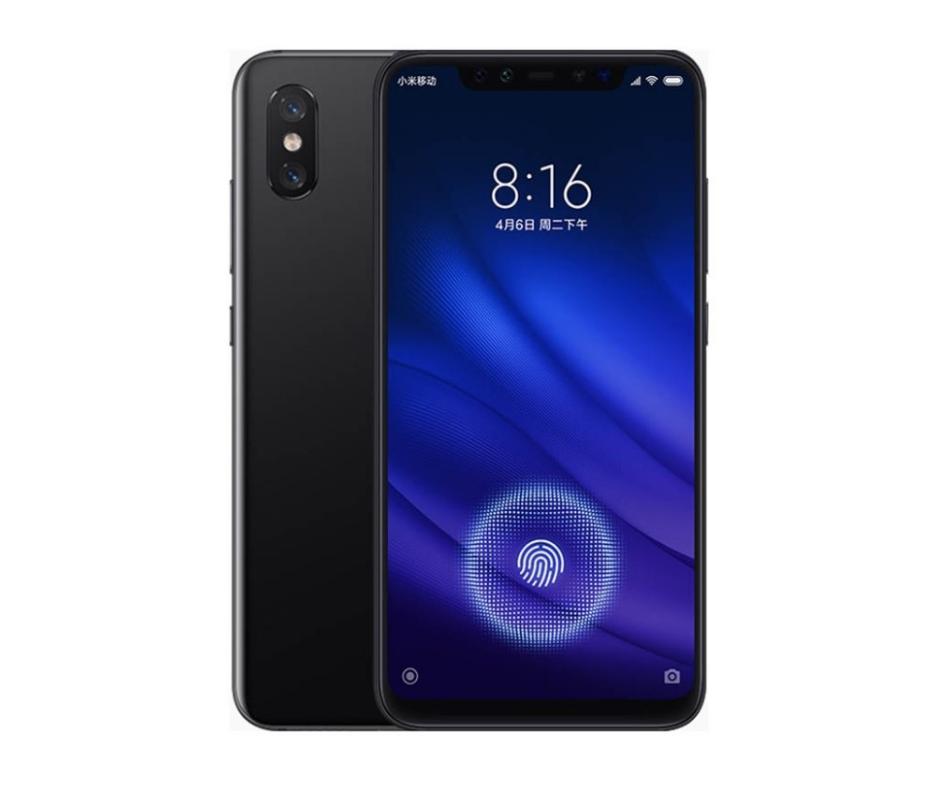 Xiaomi Mi 8 Pro Black